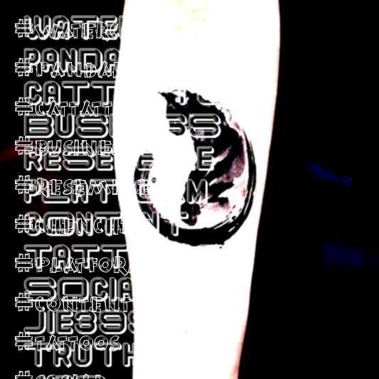 Watercolor Tattoos Resemble Truth  PandaKeyfi  Social Business   Chen Jies Watercolor Tattoos Resemble Truth  PandaKeyfi  Social Content Platform Chen Jies Watercolor Tat...