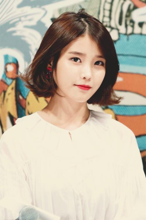 Kpop Short Hair Google Search Medium Hair Styles Cute