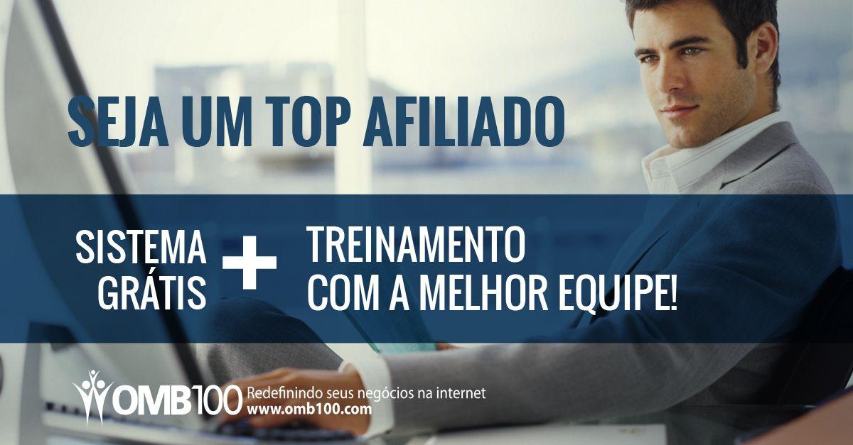 Top Afiliado - Material de Divulgação | Afiliado | OMB100