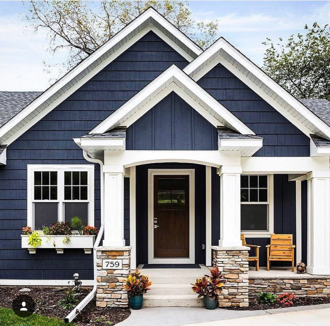 Best Color Combinations For Home Exterior: Exterior House Colors, House Colors