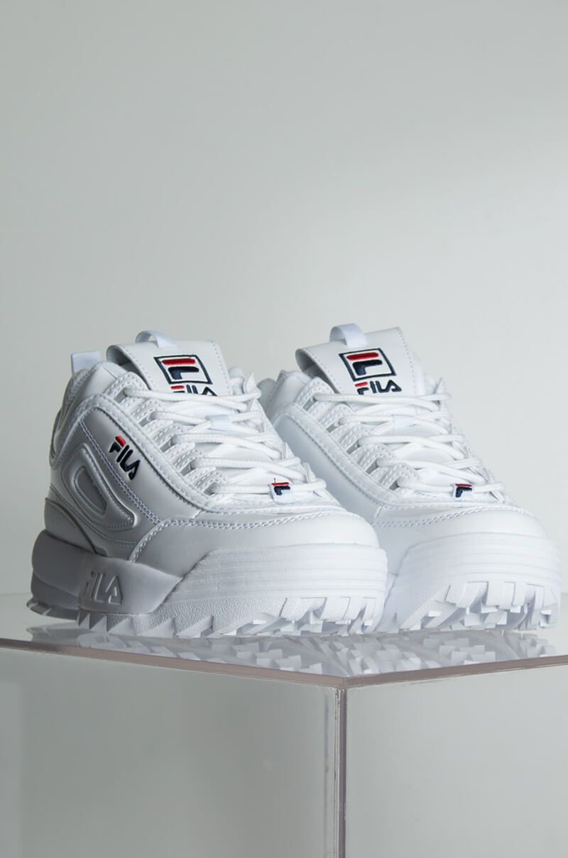 fila patent leather shoes