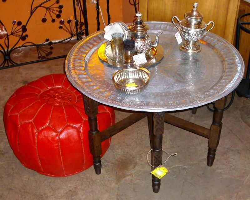 Tavolino Vassoio ~ Tavolino marocchino tavoli tavolini da the marocchini
