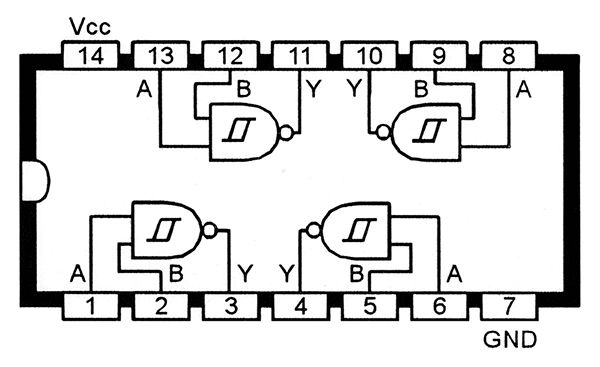 Understanding Digital Buffer, Gate, and Logic IC Circuits - Part 3 ...