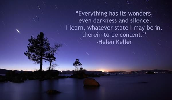 Love you Helen Keller