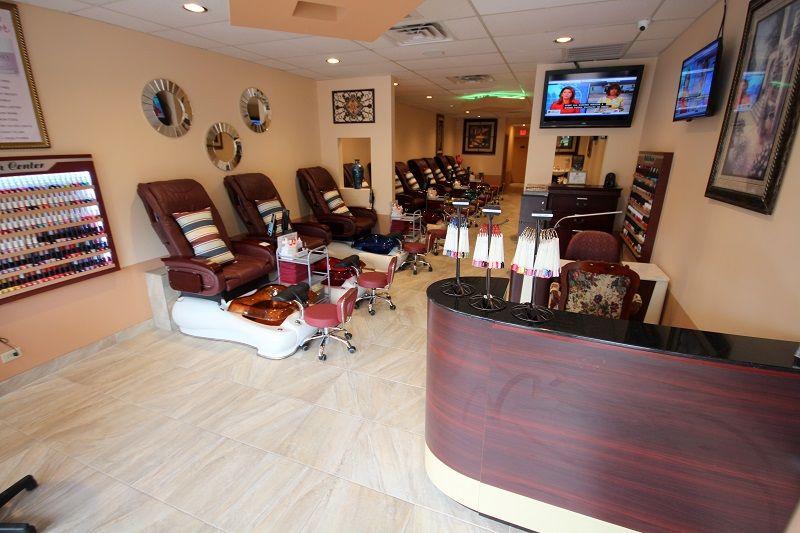 Pin By Delee On Places To Visit Nail Salon Nail Spa Shellac Manicure Nail Salon
