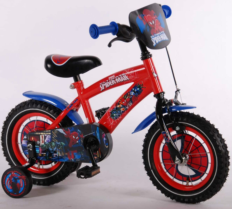 Der Spielzeugtester Hat Das Spiderman Qualitats Kinderfahrrad 12