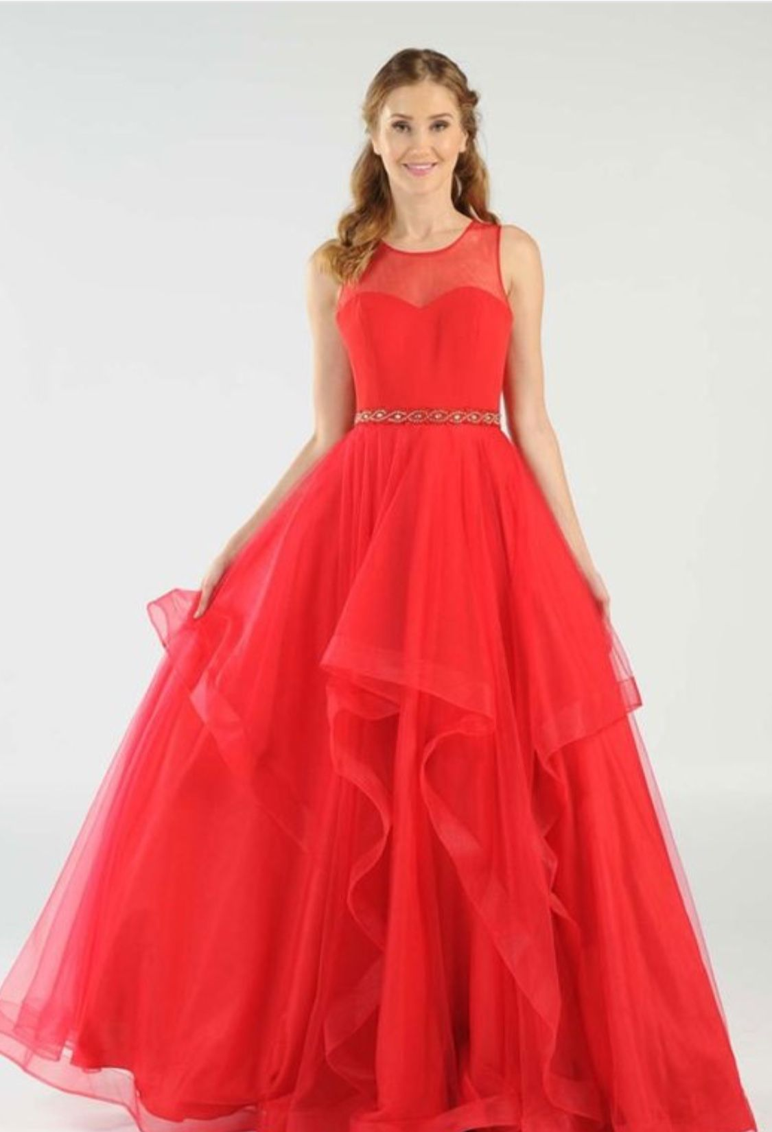 Flowy ball gowns Designs for you Facebook shop | Prom gowns 2018 ...