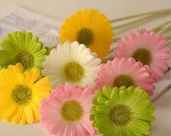 Flores Artificial bebé rosas 72 PC espuma boda rosa mesa