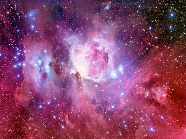 Pink Nebula - Galaxies & Space Background Wallpapers on Desktop ...