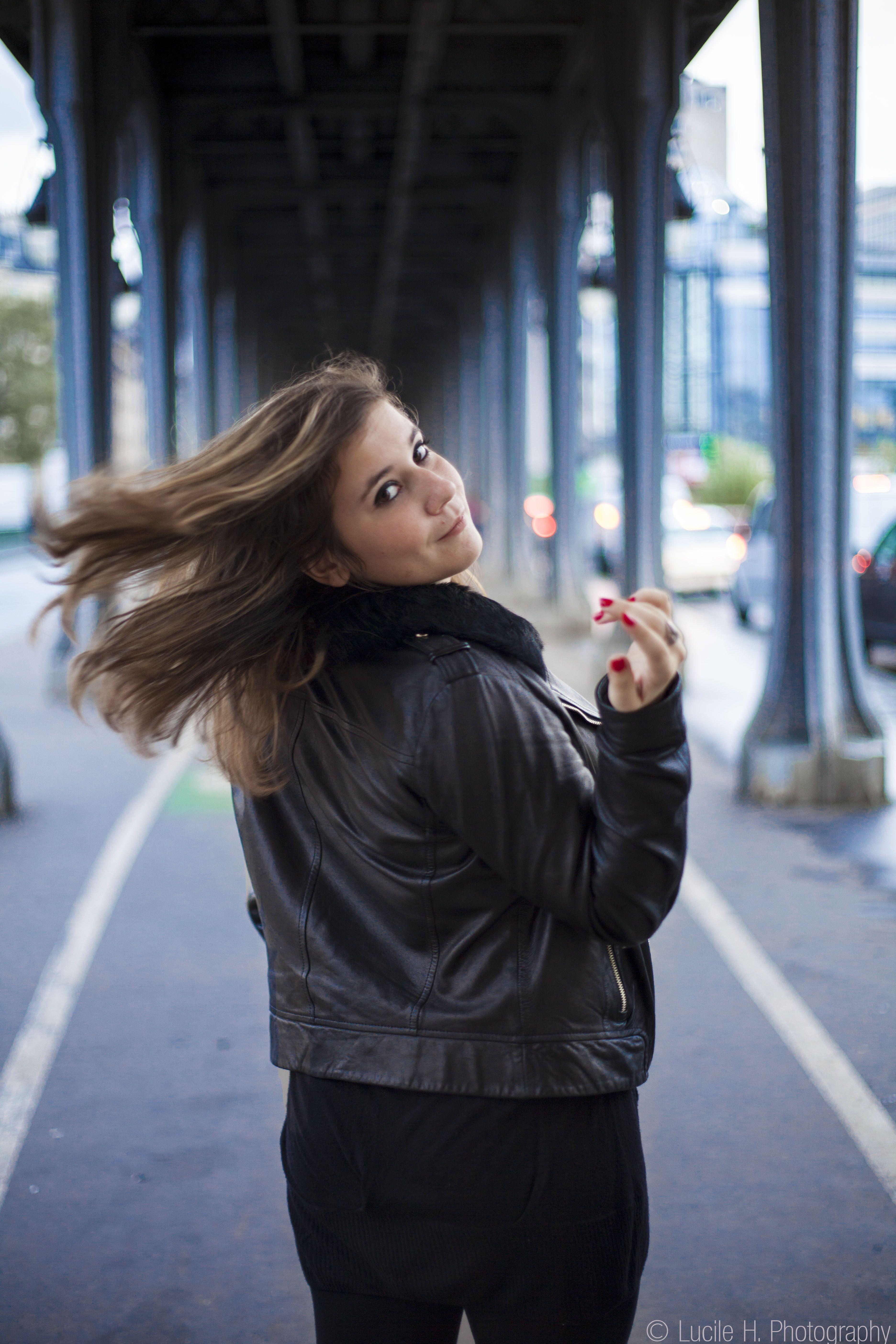 Paris. Visit my website: www.lucileh-studio.com