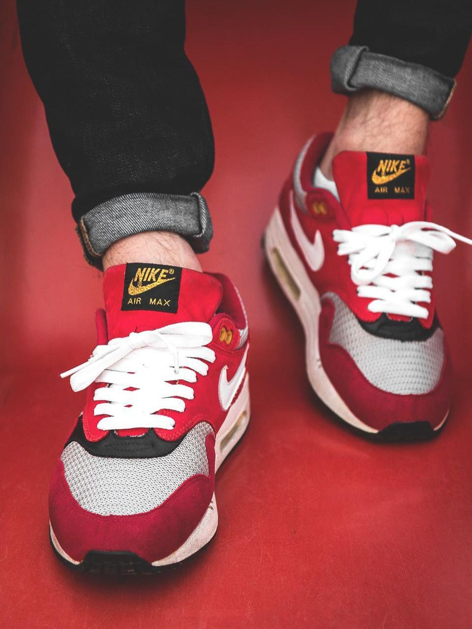 711fc1dfdc Nike Air Max 1 Urawa Dragon - 2004 (by gawmess) | Sneakers in 2019 ...