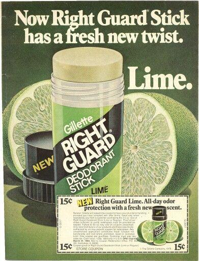 Gillette Right Guard.