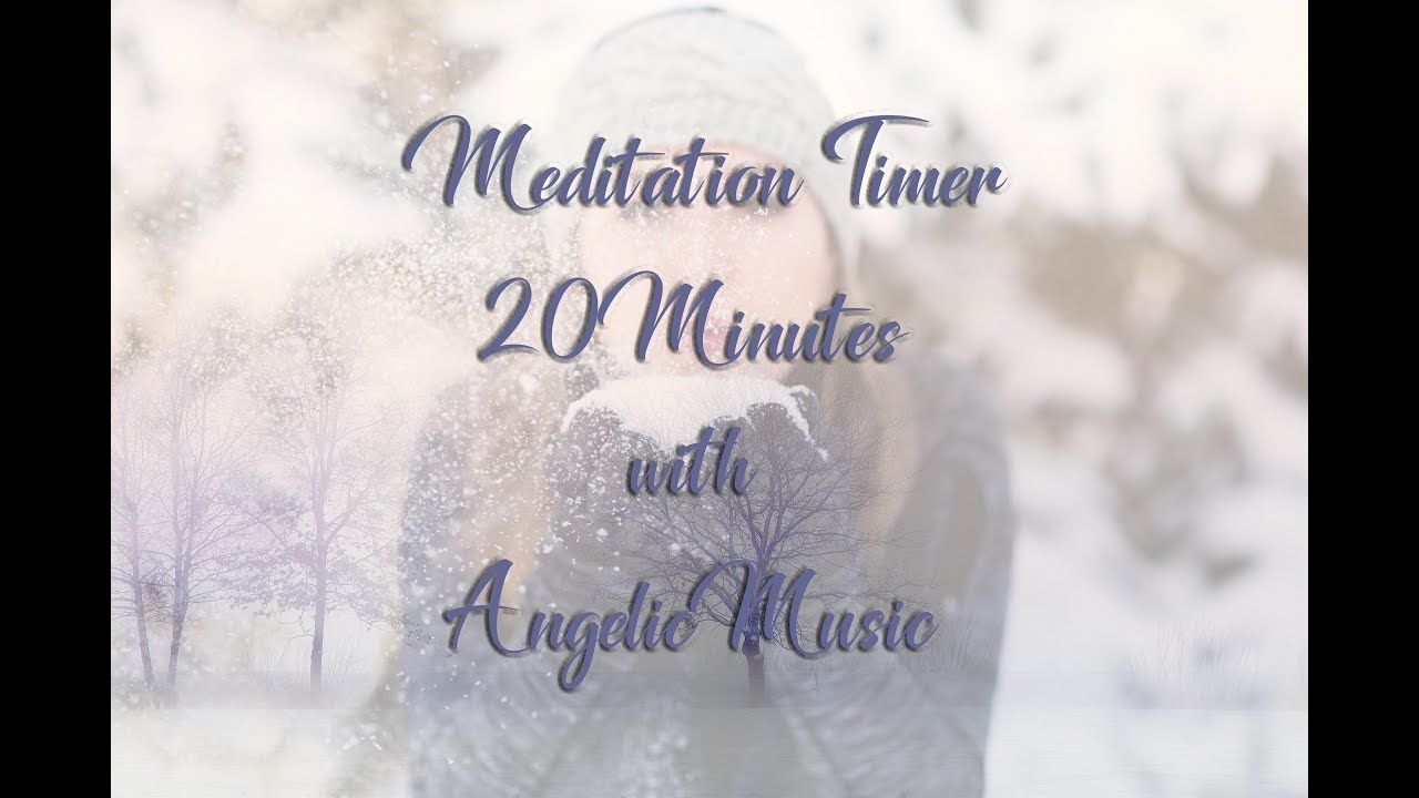 Meditation Music With 20 Minute Timer Tibetan Bell Chime Meditation