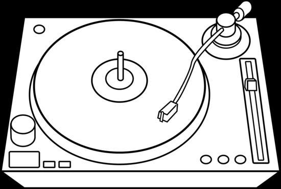 turntable clip art by jzielinski images pinterest clip art and dj rh pinterest com simple turntable clipart dj turntable clipart