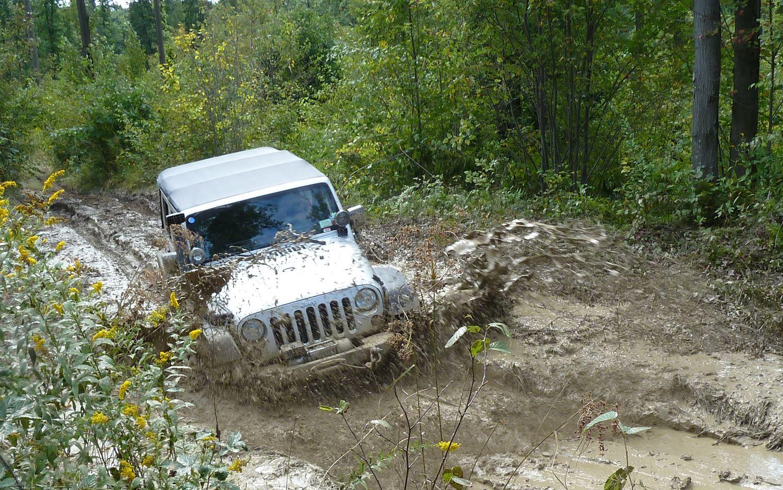 2011 Jeep Jamboree Nice Mud