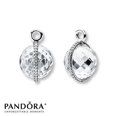 Image Result For Pandora Hoop Earrings Charms