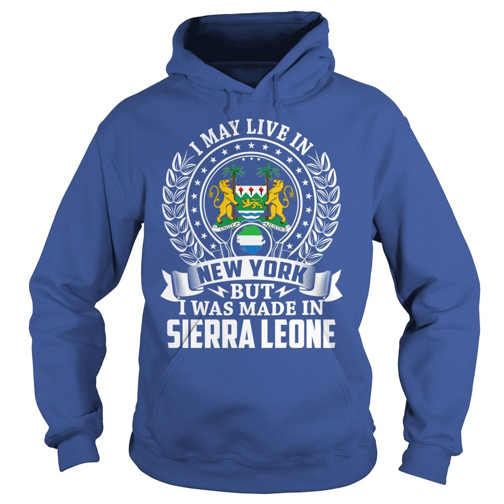 Sierra Leone New York