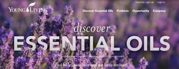 I love Young Living!  Member number 3287613
