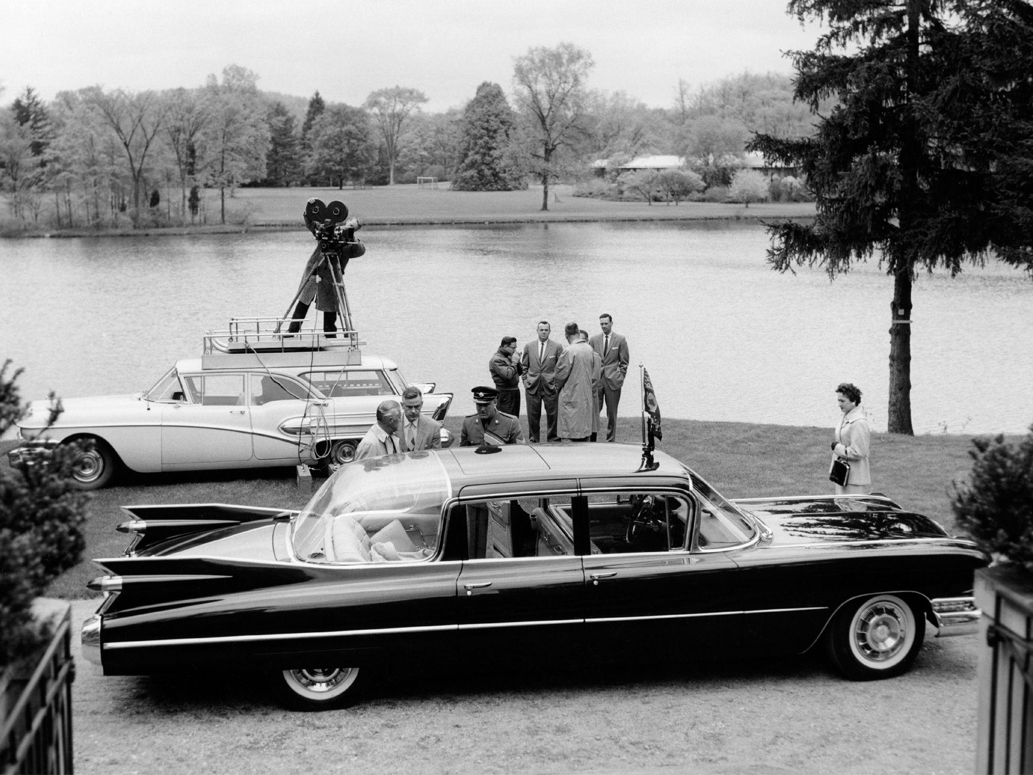 1959 cadillac fleetwood seventy five special limousine