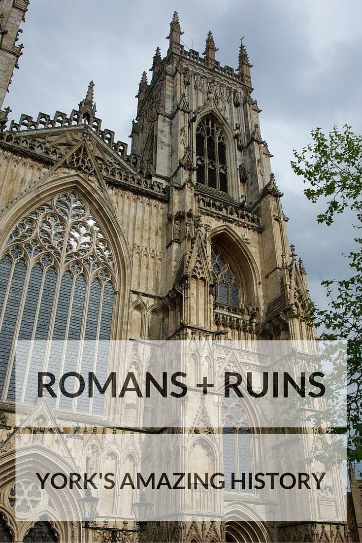 Romans Ruins: Yorks Amazing History