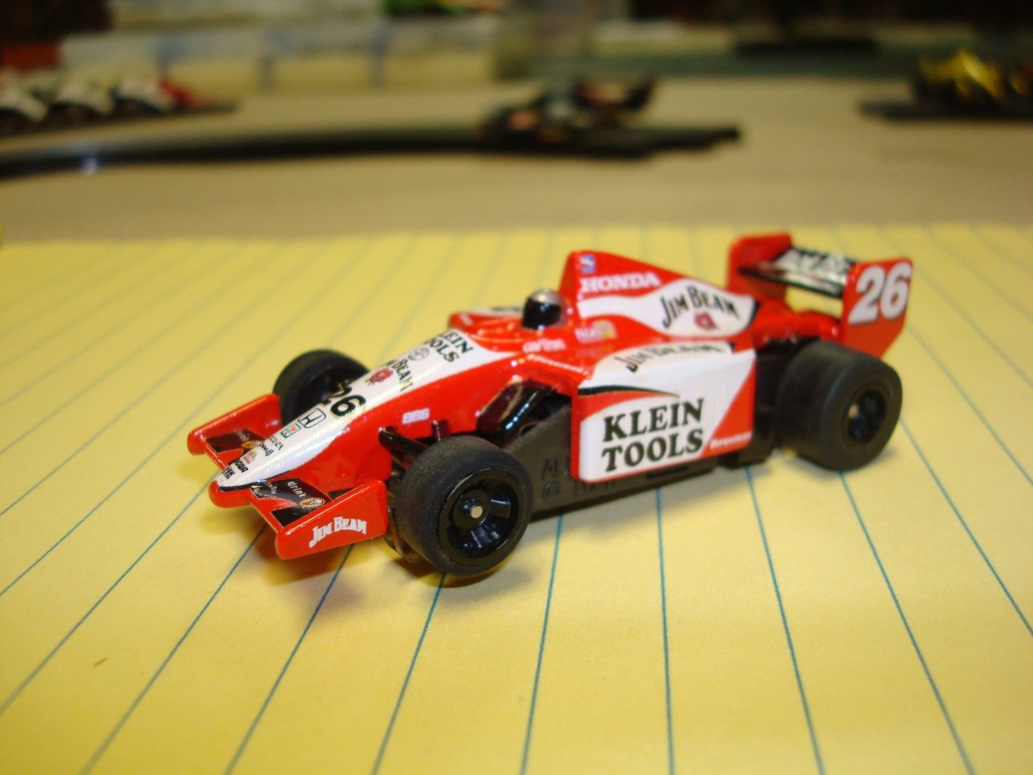 Custom Painted G Plus Body Kart Parts Ho Slot Cars Slot Cars