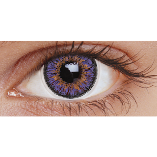 Violet 3 Tone Light Natural Eye Colour Natural Eye Colour Crazy Lenses Natural Contact Lenses Natural Eyes Contact Lenses For Brown Eyes