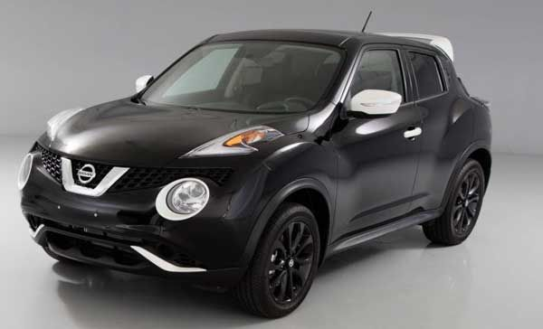 2017 Nissan Juke Black Pearl Edition Price in U.S. and Canada ...