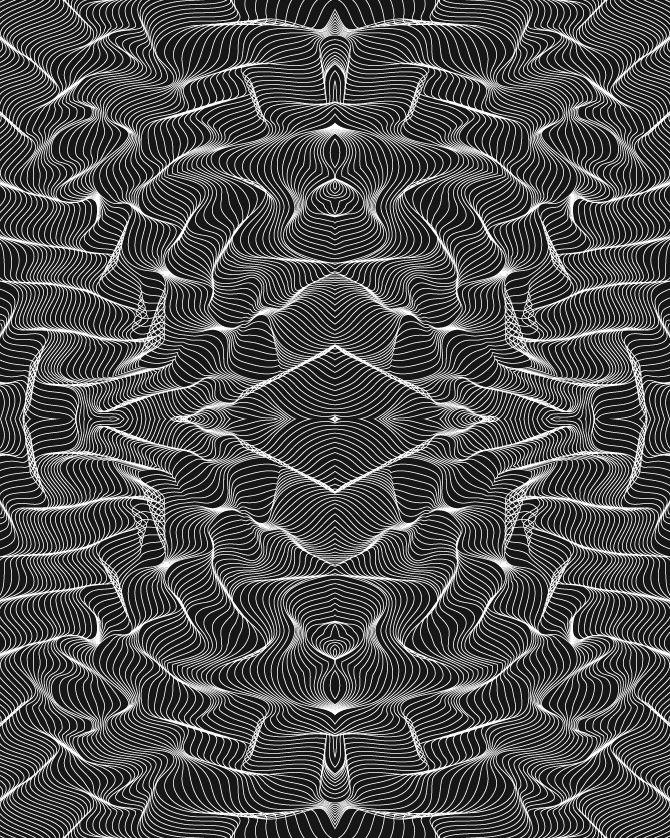 Pattern by Hansje van Halem (via ElemenoP). See the original and other work at http://hansje.net/Pattern