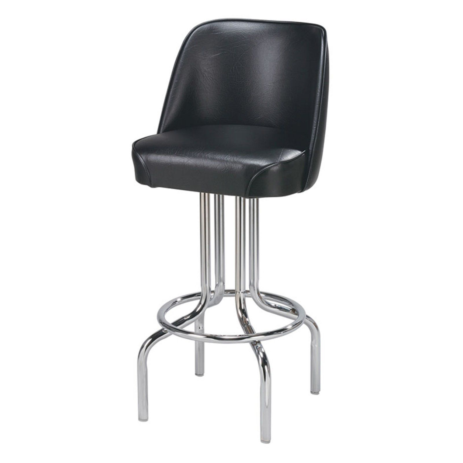 Swell Regal Bucket Seat 26 In Chrome Counter Stool Regal Gold In Bralicious Painted Fabric Chair Ideas Braliciousco