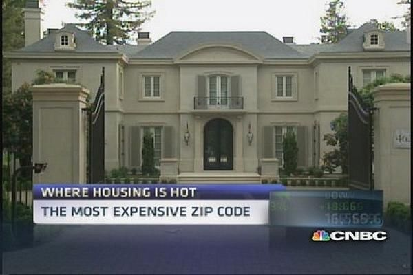 Atherton mansion madness: Homes of the rich and (tech) famous