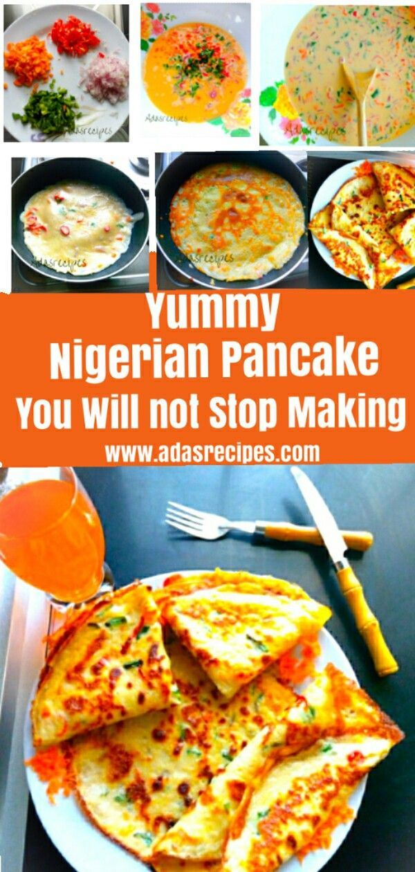 Yummy Nigerian Pancake Everyone's Delight Nigerian food