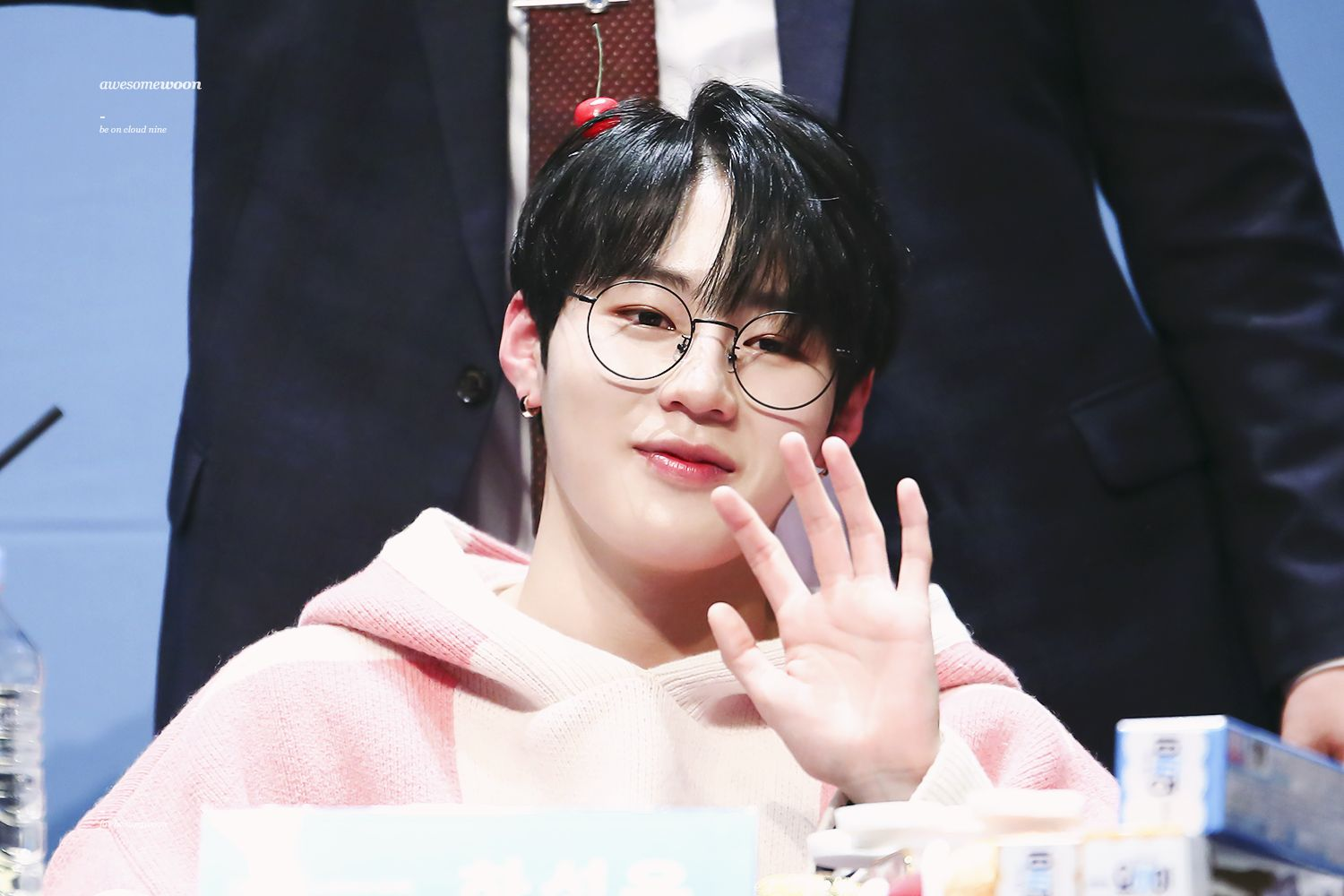 [180111] Wanna One at Yohi Fansign #hasungwoon | 하성운♡ di ...