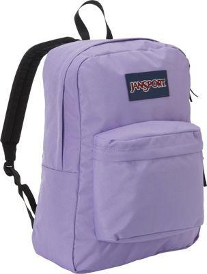 JanSport SuperBreak Penelope Purple - via eBags.com! | Bags ...