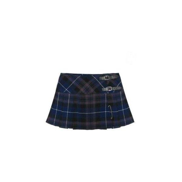 7afa6df30a15be Mini jupe à carreaux mini kilt écossais style emo/punk violet ($30 ...