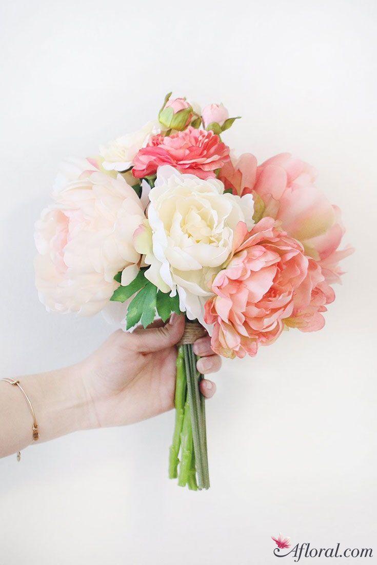 Shop pre-made bridal bouquets at Afloral.com | Spring wedding ...