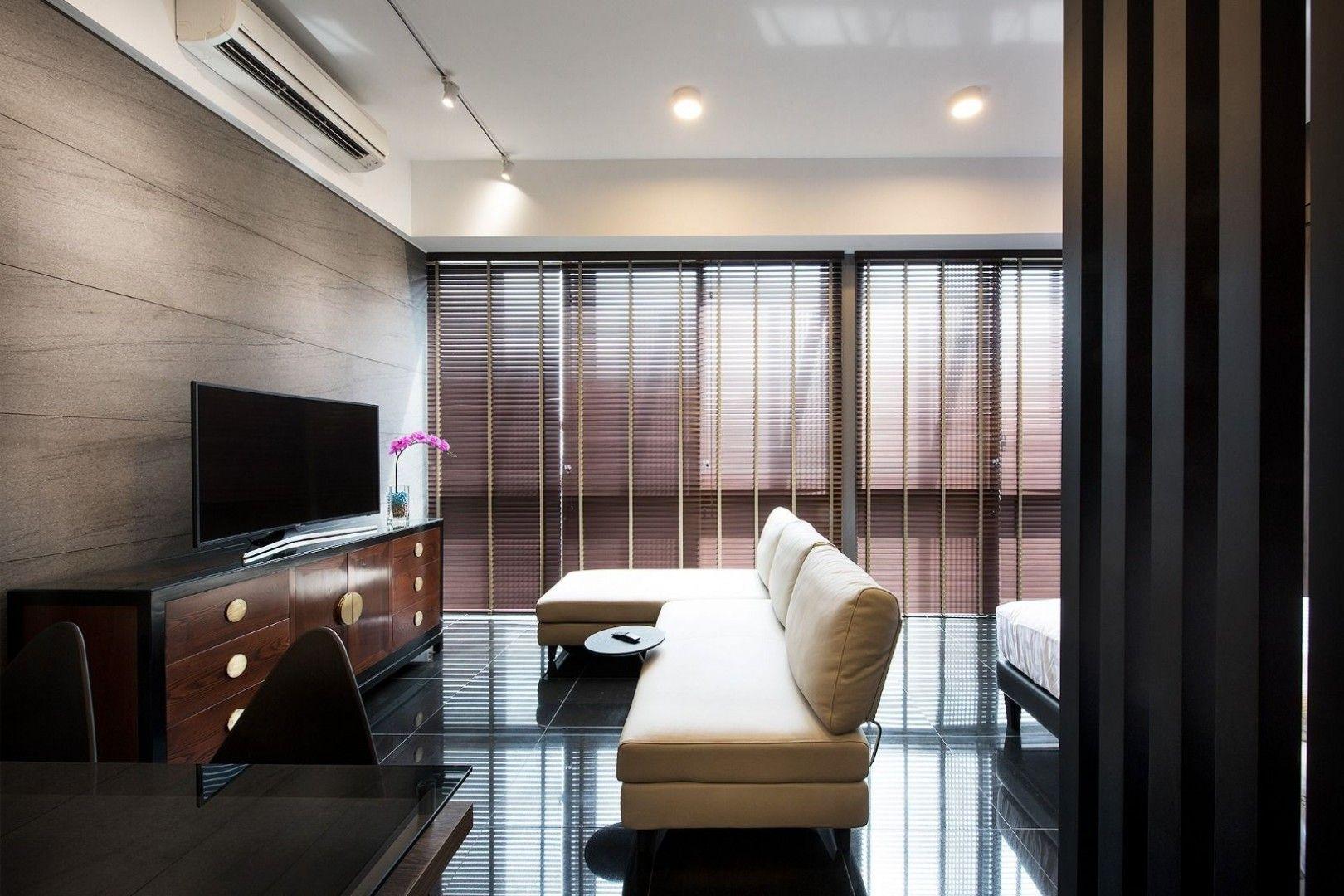 contemporary | living room | 2 hillview rise | singapore | design