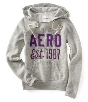 8a11b67d4 Aero Girls Hoodies - Shop Girls Hoodies from Aeropostale - Girls Clothes