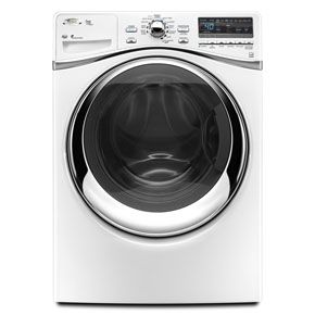 Product Reviews and Ratings Whirlpool? 4.3 cu. ft. Duet? Front Load Washer with Steam . Expert Advice - Authorized Dealer Whirlpool? WFW95HEXW 4.3 cu. ft. Duet? Front Load Washer with Steam . Specially designed and durable!