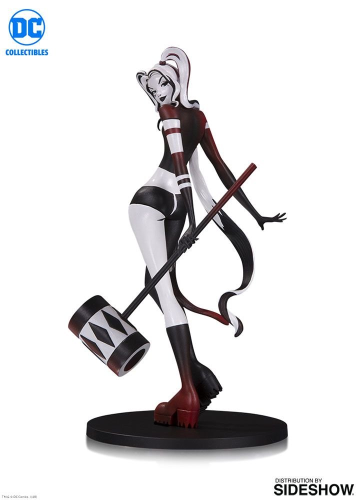 DC Collectibles Harley Quinn rouge Babs TARR Statue