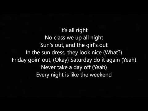 Beachside - By: Bazanji (Feat  Jackson Breit) (Lyric Video