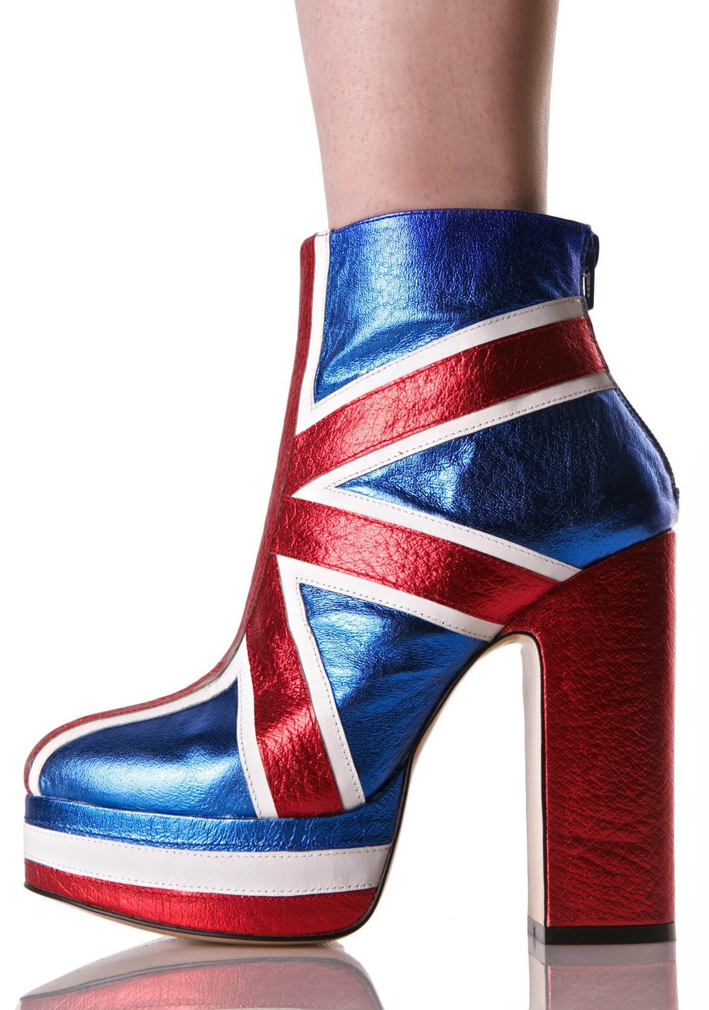 f9ffa9364b3f Shellys London Union Jack Boots