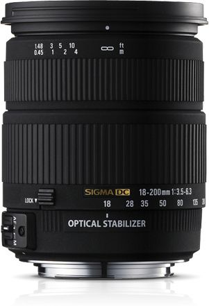 Review about the Sigma 18-200mm F3.5-6.3 DC OS