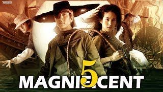 New Release Hollywood Action Movies Magnificent Five Hindi