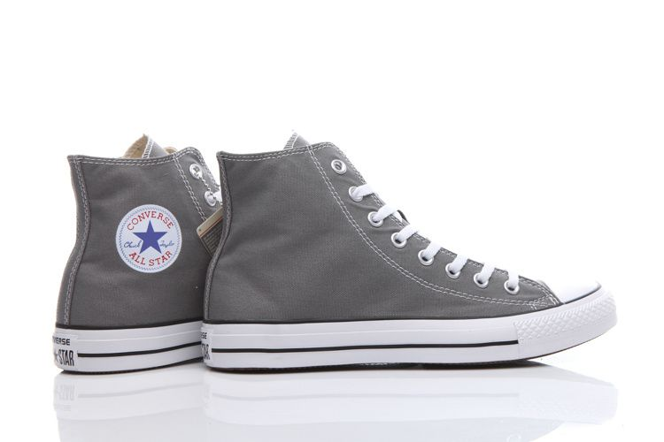 465d972787fc  converse A hundred years of Converse A classic gray high help 1J793 35-4310
