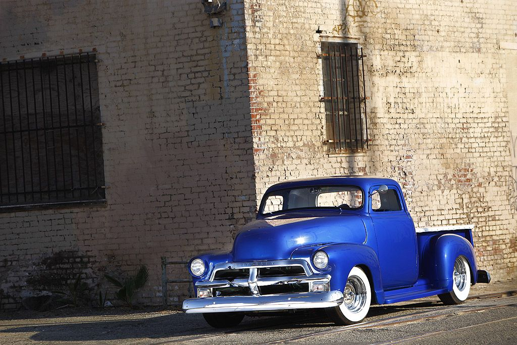 Classic 1954 Chevy Pickup Trucks For Sale - Visit our website for ...