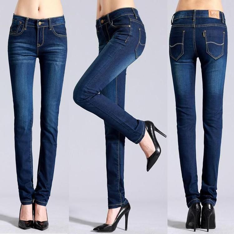 Images of Slim Jeans Womens - Reikian