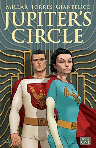 $1.99 COMIC #DEAL ALERT!  One clickers unite because JUPITER'S CIRCLE VOL. 1 by Mark Millar and Wilfredo Torres is just $1.99 on kindle for a limited time only! (10/22/2016)