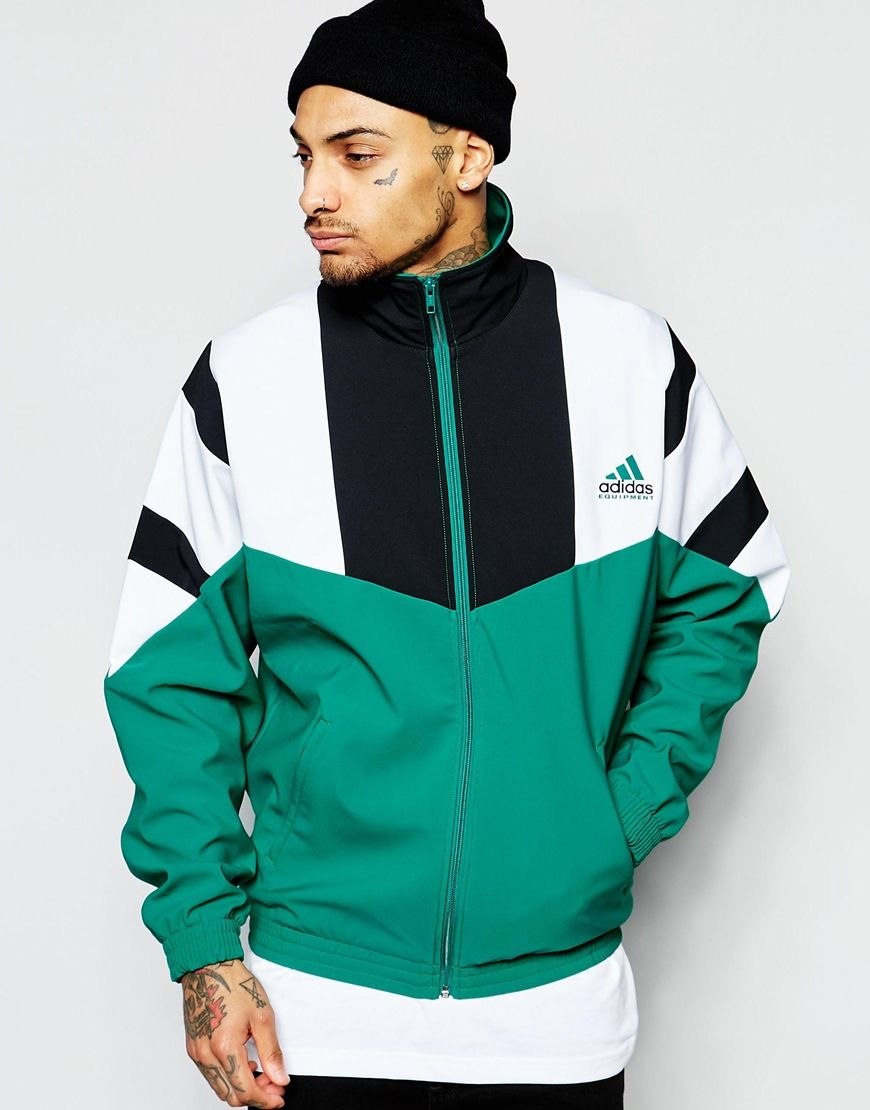 Image 1 of adidas Originals Equipment Track Jacket | Fashion