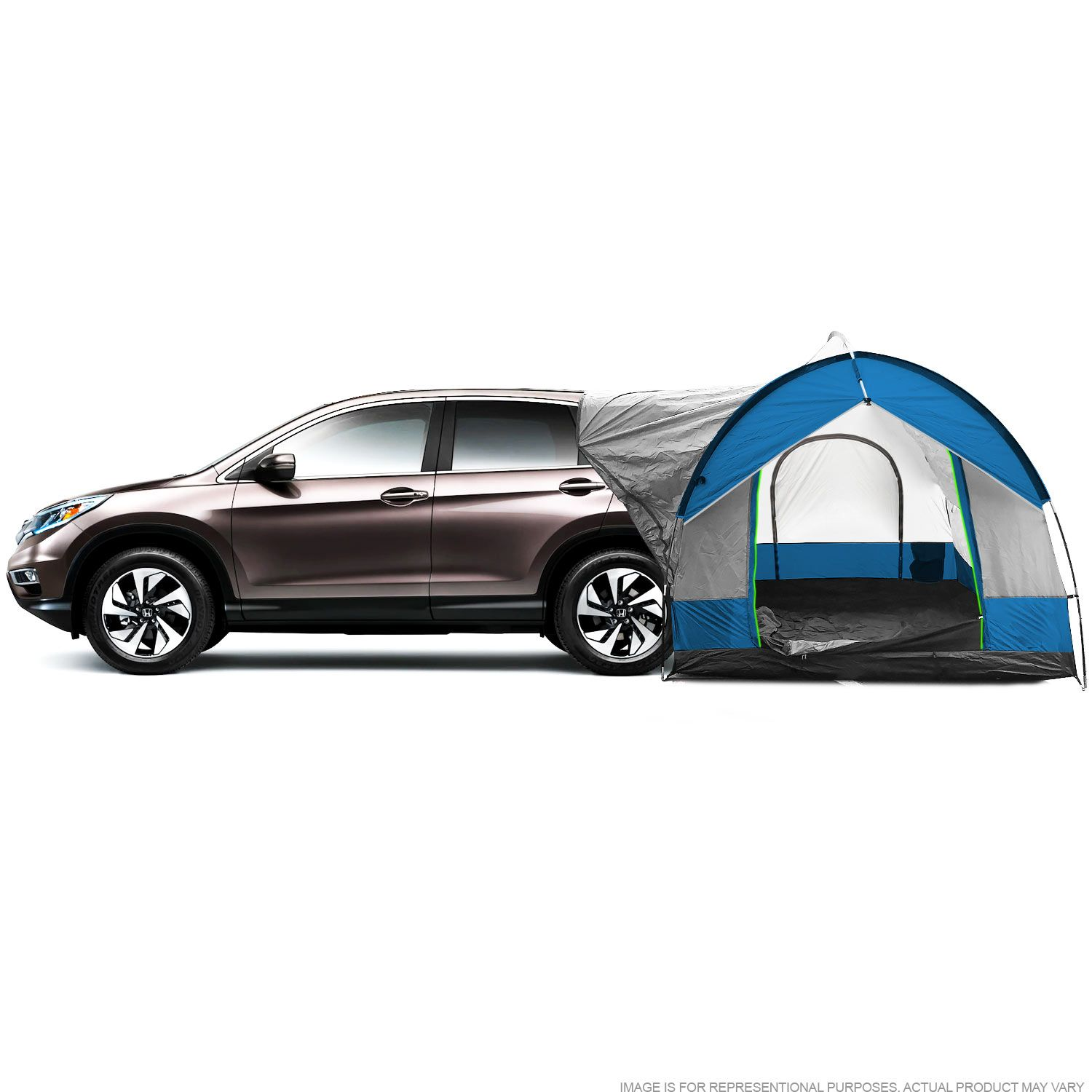 North East Harbor Universal Suv Camping Tent Up To 8 Person Sleeping Capacity Includes Rainfly And
