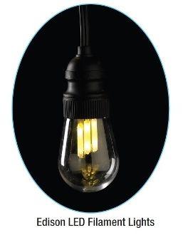 led string lights edison style bulb 21 39 bethlehem 100515116 led lighting pinterest. Black Bedroom Furniture Sets. Home Design Ideas